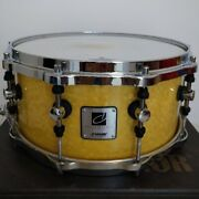 Sonor Designer Series Snare Drum Ds-1406ml 14andtimes6.5 With Case Used Rare