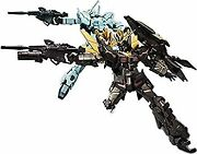 Secondhand Robot Soul Side Ms Unicorn Bansy Norns Final Shooting Ver. Figure
