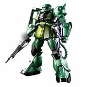 Secondhand Pg 1/60 Ms-06f Zaku Ii 30th Anniversary Limited Edition Extra Finish
