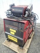 Lincoln Electric Power Wave 455m Lincoln Electric Power Wave Welder 062102