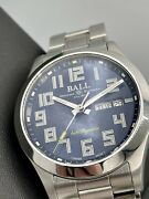 Ball Engineer Iii Starlight Blue Dial Limited Edition 1000 Swiss Automatic 40mm