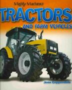 Tractors And Farm Vehicles Paperback By Coppendale Jean Like New Used Fre...