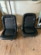 1964-67 Ford Mustang Front Bucket Seats