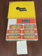 New Sealed 1988 Lionel 6-11705 Chessie System Limited Edition Train Set