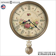 Imported Watches Howardmiller Howard Made In Usa By Miller Wall Clock Savannah
