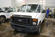 Rear Gate For Ford E250 Van Assy Right Rear Wht 5d1