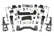 6 Rough Country N3 Strut Lift Kit 55731 Fits 15-20 Ford F150 4wd