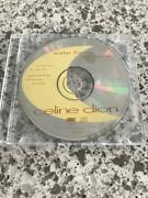 Celine Dion Water From The Moon Promo Not For Sale Cd Single 1993 Rare