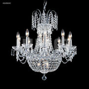 James R Moder 40638s00 Imperial Empire 10 Arm Chandelier