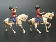 Royal Scots Dragoon Guards Lead Toy Figurines John Hill And Co