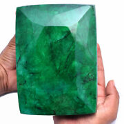 23210 Cts Natural Emerald Biggest Museum Size Certified Top Green Loose Gemstone
