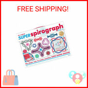 Super Spirograph Design Set-- 50th Anniversary Edition With Twice As Many Ge Andhellip