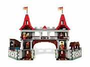 Lego Kingdoms Joust 10223 Castle Watch Knights Battle It Out At The Royal Joust