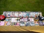 Huge Lot I Love Lucy 10 Dolls-cookie Jar-rare Red Purse-wine-photos-watch-teapot