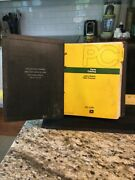 Vintage John Deere 7520 Tractor Parts Catalog Pc1291w/binder-good Used Condition