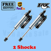Fox Shocks Kit 2 0-1.5 Lift Front For Ford F450 - Cab Chassis/utility 08-16