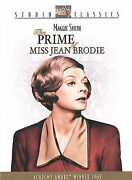 The Prime Of Miss Jean Brodie Studio Classics Dvd Like New Maggie Smith