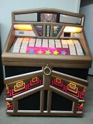Rowe Ami R94 Jukebox Vinyl 45 Rpm Coin Operated Gold 200 Selections Kokomo In 4