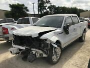 2009-2014 Ford F150 Left Front Driver Door Yz White Electric Keyless  638375
