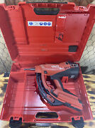 Hilti Gx 120-me Full Auto Gas -actuated Fastening Tool