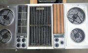 Jenn-air C301 Downdraft Stainless Steel Cooktop With Grill