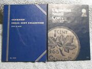 2 Canada Small Cent  whitman Coin Collecting Books