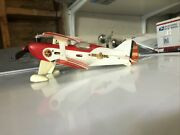 Vintage Cox Powered Pitts Special Art Scholl 1970's Red White Blue C/l Ex