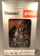Genuine Stihl Chainsaw Saw Chain / Blade Select Chain From The Drop Down Boxes