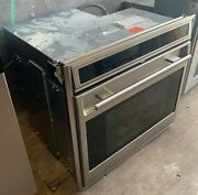 30 Wide Stainless Wolf Wall Oven Model So30f/s Digital Display Bonita Springs