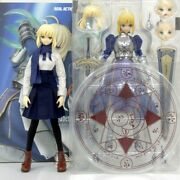 Medicom Toy Fate / Zero Saber Real Action Heroes Rah Figure Modified Casual Form