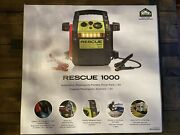 New Quickcable Rescue 1000 Portable 12v Car Battery Jump Starter 1000 Peak Amps