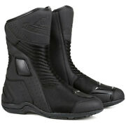 Tour Master Solution Air Womens Street Riding Road Racing Motorcycle Boots