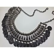 Antique Handmade Traditional Armenian Necklace. Vintage Style Jewelry