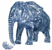 Beverly Crystal 3d Puzzle 50178 Elephant Free Shipping With Tracking New Japan