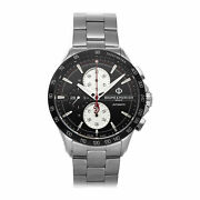 Baume And Mercier Clifton Club Indian Edition Auto Steel Mens Watch M0a10403