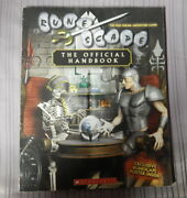 Runescape The Official Handbook With Map Good Condition 2006 Rare Tracey West