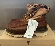 Brand New Visvim 21ss Mud Dyed Ict Grizzly Boots M9.5