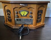 Anders Nicholson F-900 All-in-one 3 Speed Record Player/ Entertainment Console