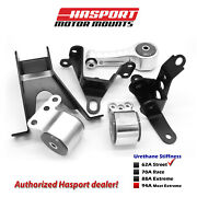 Hasport Stock Replacement Mount Kit 2018-2021 For Honda Civic Type R Fk8stk-62a