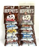 Hot Wheels Reeses, Twizzlers, York All 10 Cars Mint Complete 2011 Real Riders