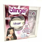 Blinger Diamond Collection New Add Bling Hair Jewelry Fashion Anything 🔥75 Gems