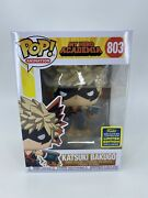 Funko Pop Bakugo My Hero Academia Sdcc 2020 Shared With Protector Fast Shipping