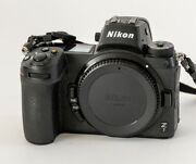 Nikon Z7 Body Excellent Condition 2331 Shutter Count 32gb Xqd Card And Half Case