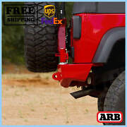 Spare Tire Carriers Arb Rear For Jeep Wrangler Jk 2007-2018