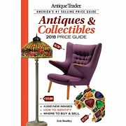 H1919 Antique Trader Antiques And Collectibles 2018 Price Guide 34th Edition