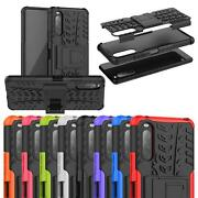 For Sony 10 Iii 5g Case Shockproof Slim Armor Phone Cover + Screen Guard