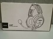New Bose A20 Aviation Headset With Standard Dual Plug Cable 324843-2020