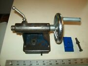 Tailstock Assembly L2-5 From Vintage Sears Craftsman 9 Wood Lathe 534.0601
