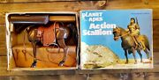 1974 Planet Of The Apes Original Mego Battery Op Action Stallion In The Box