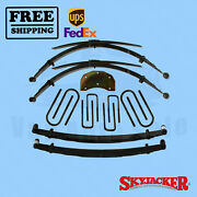 Suspension Lift Kits Skyjacker For Ford F-350 Lariat 1997 4wd